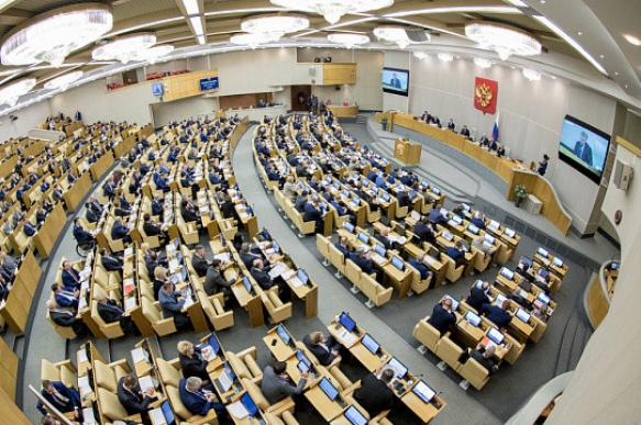 Госдума за весеннюю сессию приняла 325 законов