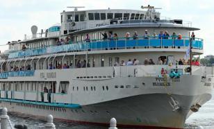 Причалы в Ленинградской области начали принимать пассажирские лайнеры