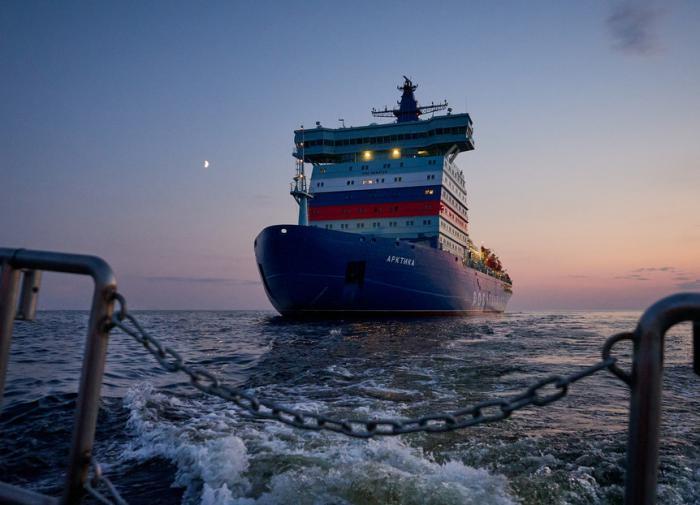 Наша Арктика вызывает интерес инвесторов и зависть агрессоров
