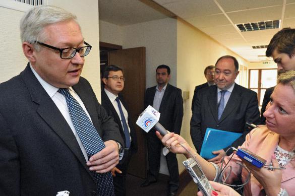 """""""Не по адресу"""": Рябков объяснил, что услышит Байден по поводу Украины"""