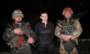 В ДНР рассказали, как спасли Надежду Савченко