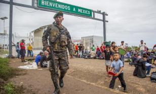 Гватемала усилила пограничный контроль из-за коронавируса