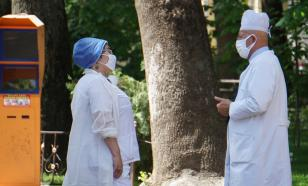 Президент Таджикистана отдал свою зарплату на борьбу с коронавирусом