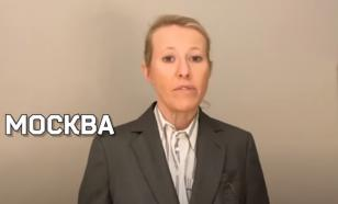 В Сети не узнали Собчак без макияжа