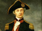 Пол Джонс: казак в России, адмирал в США