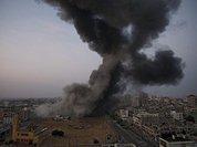 Война за газ идет в секторе Газа