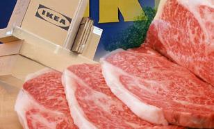 Искусственное мясо сделают из упаковок IKEA