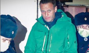Алексей Навальный получил первый выговор в колонии