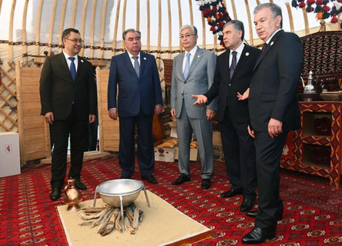 США реанимируют проект по отдалению стран Средней Азии от России
