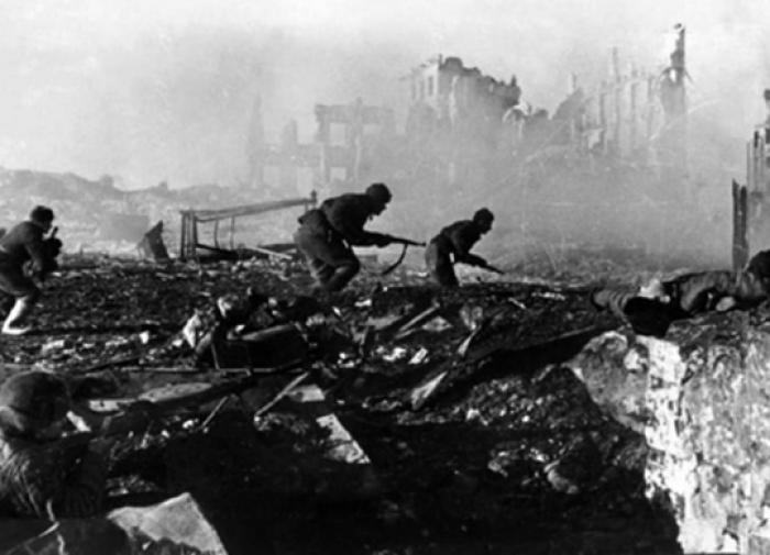 Сталинградский дневник полковника Лермонтова
