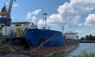 Компания-владелец: экипаж задержанного СБУ танкера отпустили