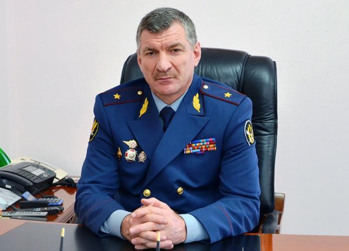 Небо в клеточку: кому перешел дорогу генерал Муслим Даххаев