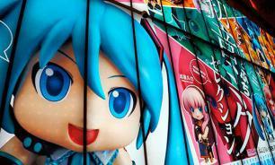 В Японии запретили детскую порнографию - кроме манга и мультфильмов