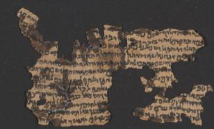 Будущие археологические находки: свитки и таблички