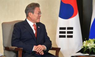 Граждане Южной Кореи все больше доверяют своему президенту