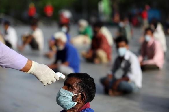 Более пяти тысяч человек заболели коронавирусом в Индии