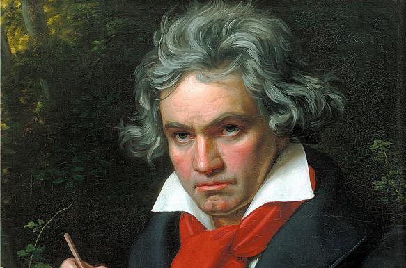 Работу концептуальных клеток показали на девятой симфонии Бетховена