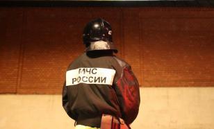 В Москве горел НИИ, где разрабатывается вакцина от COVID