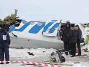 Авиакатастрофа: европеец не перенес мороза?