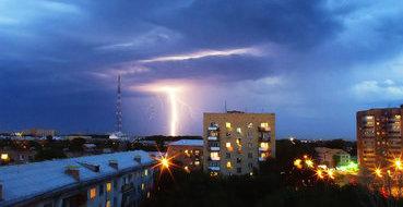 Неопознанные небесные тела упали в Казахстане