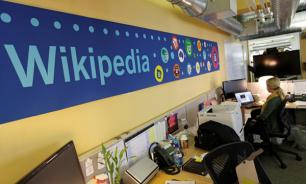 """Русскоязычная """"Википедия"""" станет недоступной"""