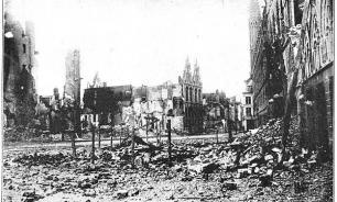 Фландрское сражение: одна из самых кровавых битв Первой мировой
