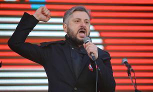 """Законный владелец """"Рустави-2"""" пообещал уволить гендиректора Гварамию"""