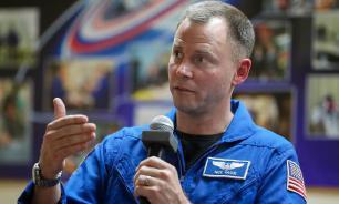 Рогозин вручил Орден Мужества американскому астронавту Нику Хейгу