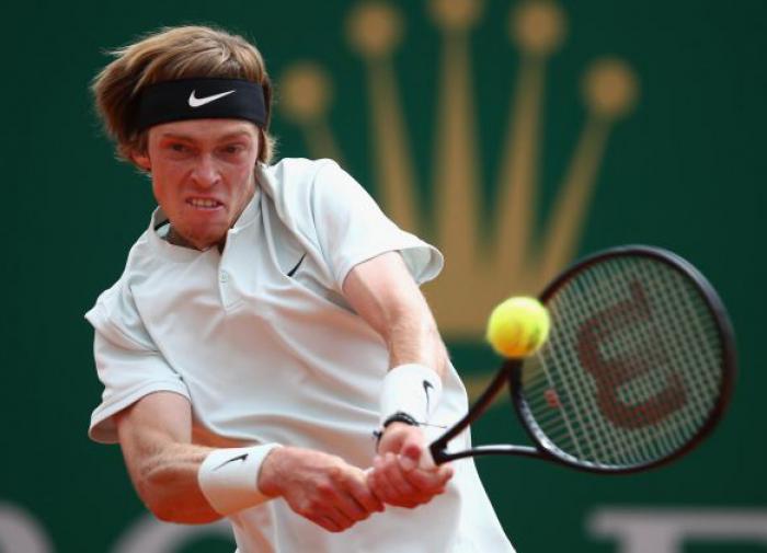 Рублёв впервые поднялся на восьмое место в рейтинге ATP