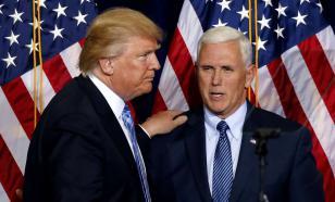 Пенс может временно заменить Трампа на посту президента США