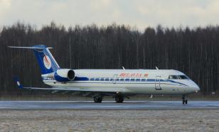 Белорусский самолёт совершил вынужденную посадку в Краснодаре