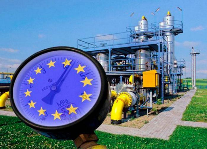 Эксперт назвал главную причину высокой цены газа в Европе