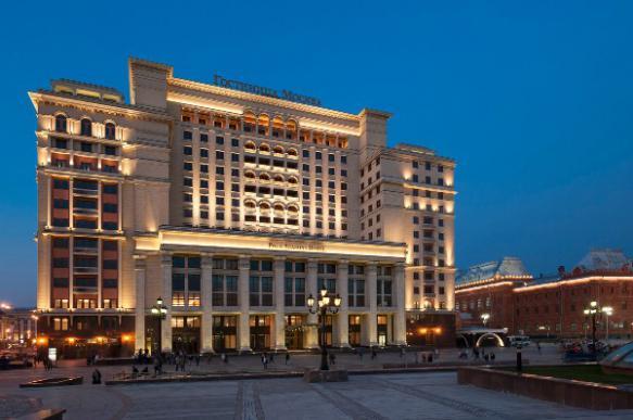 Люксовые отели в Москве утроили доходность