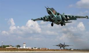 ВКС России нанесли удар по позициям террористов в Идлибе