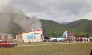 Число пострадавших в результате катастрофы Ан-24 возросло до 22 человек
