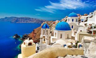 Звёзды российского шоу-бизнеса отправились в Грецию