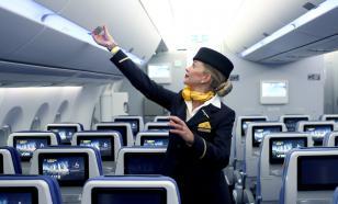 Стюардесса рассказала, какие поступки пассажиров вызывают омерзение