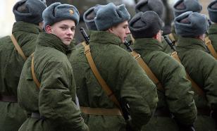 В Вооружённых силах планируют увеличить число контрактников