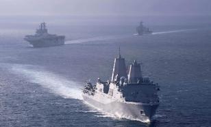 Флот США планирует провести учения в Чёрном море