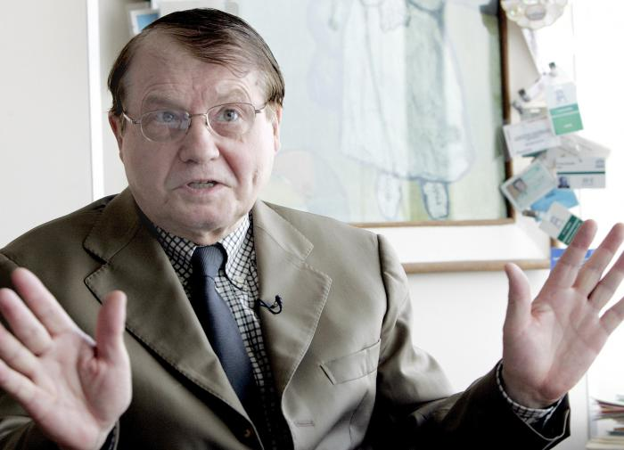 Французский вирусолог: Все, кто привит от COVID-19, умрут