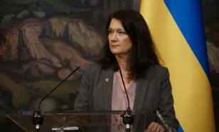 """Вован и Лексус """"развели"""" главу МИД Швеции, попросив денег на ФБК*"""