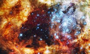 """Ученые узнали, как гигантская черная дыра в центре Млечного Пути """"пожирает"""" звезды"""