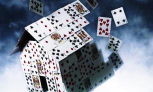 Карточный домик: западный мир трещит по швам