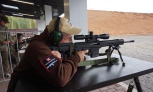 Армия России получит суперсовременную снайперскую винтовку