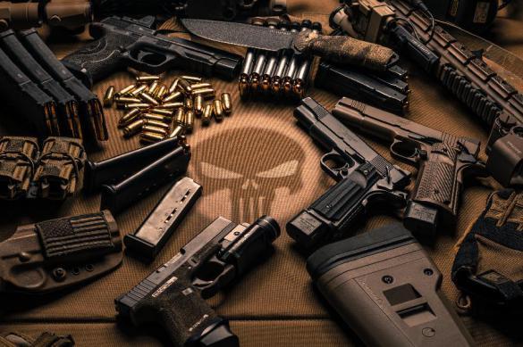 Интересное об огнестрельном оружии