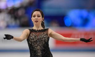 Туктамышева лидирует после короткой программы на турнире в Загребе