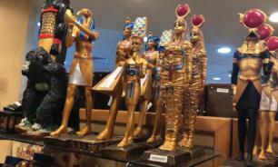 Рынок сувениров Египта нуждается в продукции местных производителей