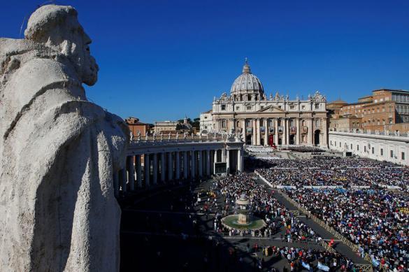 Коронавирус нанес удар по благосостоянию Ватикана