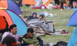 """""""Будет только хуже"""": американцы шокированы нападением мигрантов на женщину"""