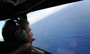 """МЧС ищет """"черные ящики"""" вертолета, разбившегося в Охотском море"""